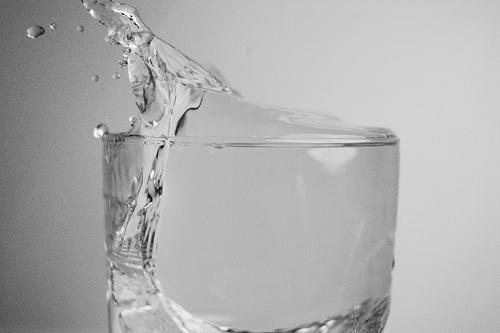 water-glass-by-Matt and Kim Rudge